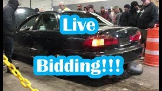 I Won Two Cars At A Public Auto Auction For $864!