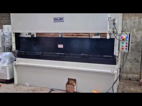 Gujri Hydraulic Sheet Bending Machine