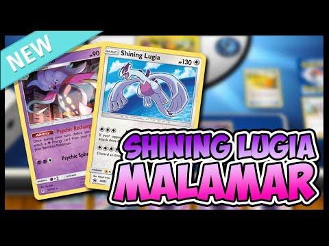 3x games with Shining Lugia / Malamar – Pokemon TCG Online Gameplay