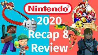 Nintendo's 2020 Recap & Review - Eli Guy
