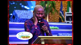 SPECIAL PRAYER Service With Apostle Johnson Suleman (10th July 2020)