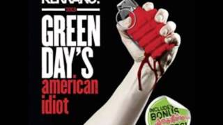 Basket Case - The Swellers (Kerrang American Idiot)