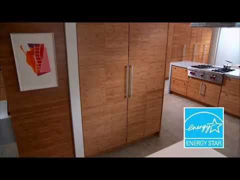 Sub-Zero Designer formerly Integrated Refrigeration - Green