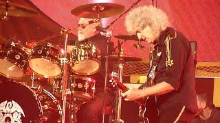 Queen + Adam Lambert - Intro & One Vision (Live - Phones 4u Arena, Manchester, UK, Jan 2015)