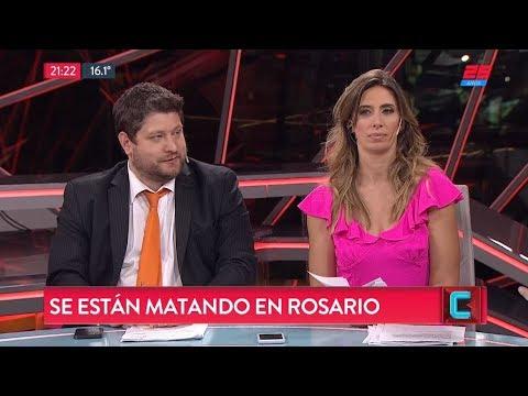 Los crímenes narco en Rosario   TN CENTRAL