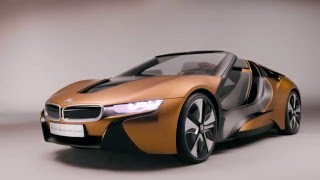 The new BMW i Vision Future Interaction