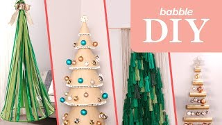 Alternative DIY Christmas Trees | Babble DIY | Babble