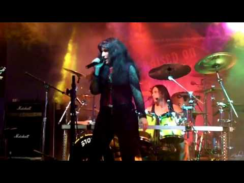 Never Let You Go (Steelheart Cover) Raised on Rock Live @ the Thirsty Camel 4-17-2010.