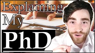 My PhD Degree Workload - My Doctorate Degree Work Explained