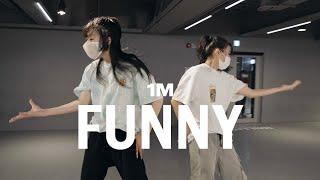 Zedd & Jasmine Thompson - Funny / Tina Boo Choreography