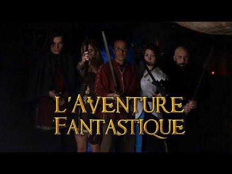 """Teaser pour l'escape game """"L'Aventure Fantastique"""""""