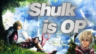 Shulk is OP - Smash Bros. Wii U Montage - dooclip.me