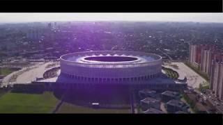 Así será la sede de Krasnodar
