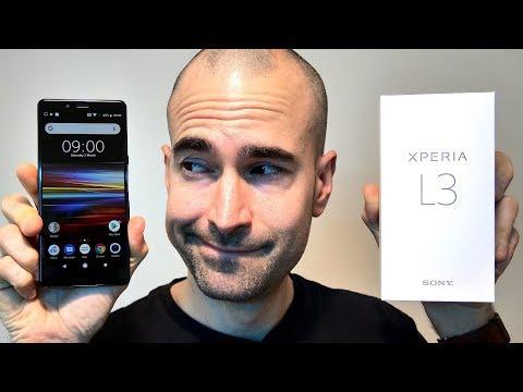 Video over Sony Xperia L3