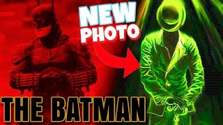 The Batman (2021) Riddler Victim PHOTO!! Horror Movie Vibes!!