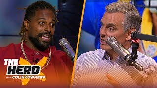 Cam Jordan on his favorite QB to sack, Dak's contract, NFC Championship Game & more   NFL   THE HERD