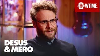 Seth Rogen On Weed, 80's Cocaine, & The Lion King: Extended Interview | DESUS & MERO | SHOWTIME