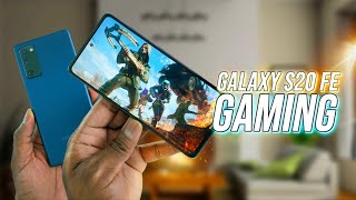 Samsung Galaxy S20 FE - Gaming, Speaker & Camera TEST!