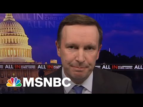 Sen. Murphy Confident Biden Will Withdraw Troops From Afghanistan By 9/11 | All In | MSNBC