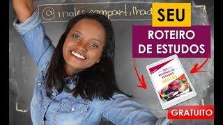 Roteiro de estudos para quem estuda inglês sozinho
