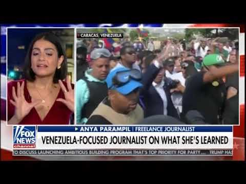Anya Parampil on What's Really Going On in Venezuela