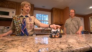 Scouting All In The Family In Merit Badge Match
