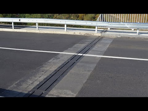 Накладки на мостовые деформационные швы youtube