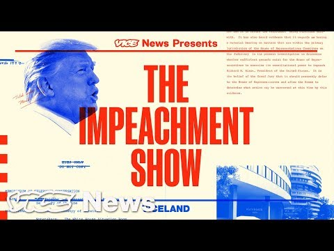 The Impeachment Show: Every Thursday at 10 PM on VICELAND