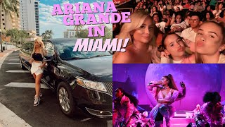 How I got FREE tickets to see ARIANA GRANDE in MIAMI!!
