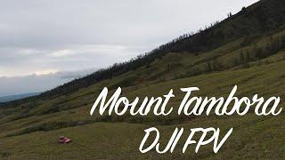 Mount Tambora Geopark - FPV Drone Video