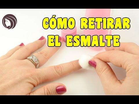 7 MANERAS DE RETIRAR EL ESMALTE SÍN QUITAESMALTE