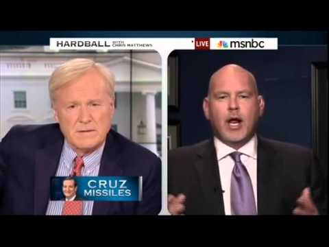 MSNBC's Chris Matthews Battles Guest Over Insistence That Sen  Ted Cruz Is A 'Terrorist'
