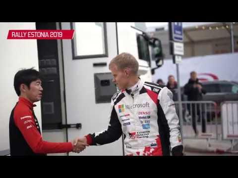 Rally Estonia 2019 - Highlights DAY 1
