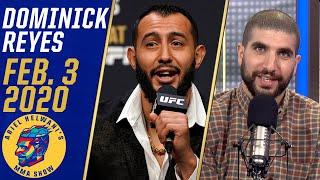 Dominick Reyes: I will beat Jon Jones at UFC 247 | Ariel Helwani's MMA Show