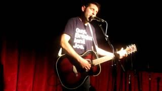 Jonah Matranga - Job's Eyes & Brave Red - Maxwell's - Hoboken, NJ - 03.07.12