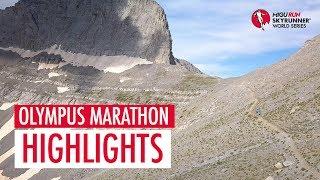 OLYMPUS MARATHON 2018 – HIGHLIGHTS / SWS18 – Skyrunning