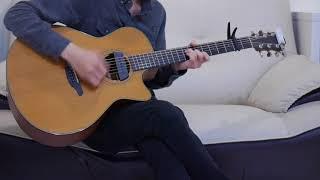 小潘潘、小峰峰   學貓叫 (acoustic Guitar Solo)