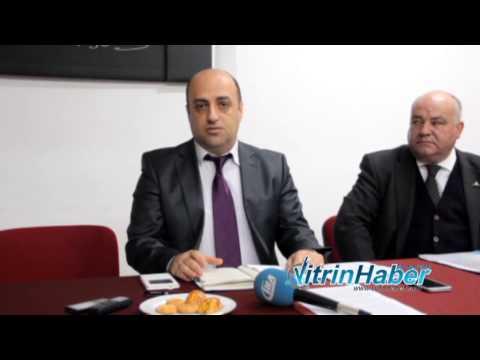 Sinop il sağlık müdürlüğü basın açıklaması dr gökhan telatar ocak 2015