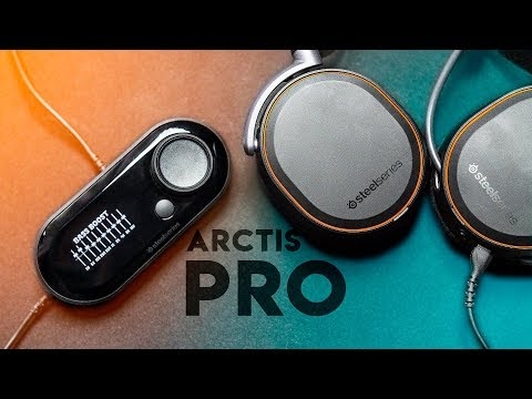SteelSeries Wins The Headset Game // Arctis PRO + GameDac