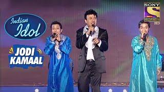 Anu Malik और Contestants की जुगलबंदी | Indian Idol | Jodi Kamaal