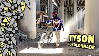 Tyson - I-5 Colonnade bike park, Seattle WA