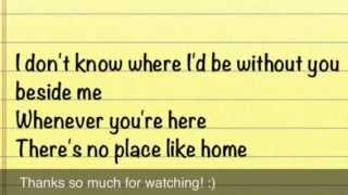 Rana No Place Like Home With Lyrics