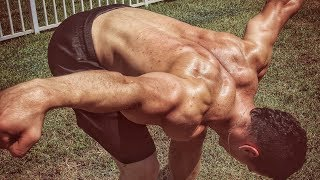 Brendan Meyers | The BEST Shoulder Workout w/ ONLY BODYWEIGHT Exercises by Brendan Meyers