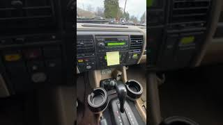 Land Rover Discovery Radio Code