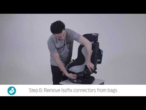 Maxi-Cosi Moda Car Seat Video - Remove Cover