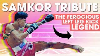 Samkor Tribute: The Ferocious Left-Kick Legend