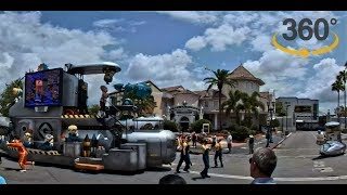 Despicable Me Character Party in 360 | Universal Studios Florida