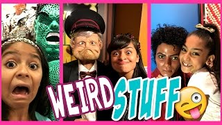 Fun Crazy Things You Didn't Know About - Ripley's Believe It Or Not : VLOG IT // GEM Sisters