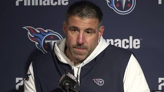 Mike Vrabel: We're All Excited, but We Have to Get Back to Work Quickly