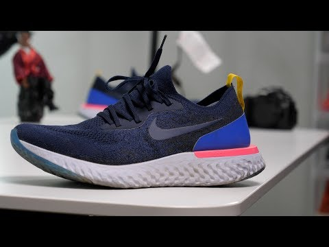 0652a4f8b58c NIKE Epic REACT Flyknit SNEAKER Review  Is It REALLY Better THAN ...